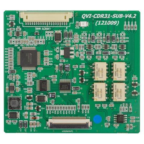 Коммутационная плата для видеоинтерфейса для Porsche 2010– с головным устройством CDR-3.1 Превью 1
