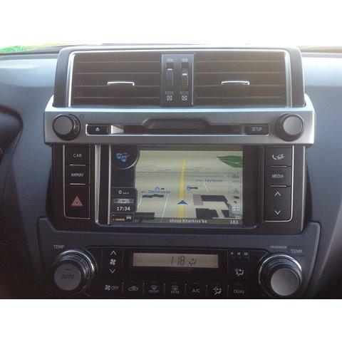 Навигационная система для Toyota с системой Touch 2 Panasonic Превью 3