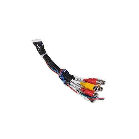"""Відеоінтерфейс з HDMI для Lexus ES330h/NX 300h/UX (7"""") 2019  р.в. з динамічними паркувальними лініями Прев'ю 4"""