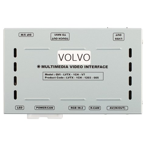 "Car Video Interface for Volvo with 7"" Monitor Preview 5"