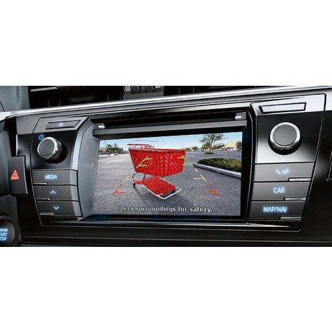 Кабель для подключения камеры к монитору Toyota Touch 2 / Entune / Link Превью 4