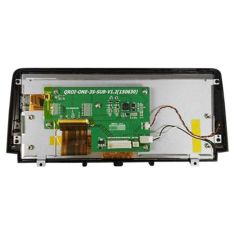 Навигационная система Q-ROI на Android и монитор для BMW 3 серии Превью 3