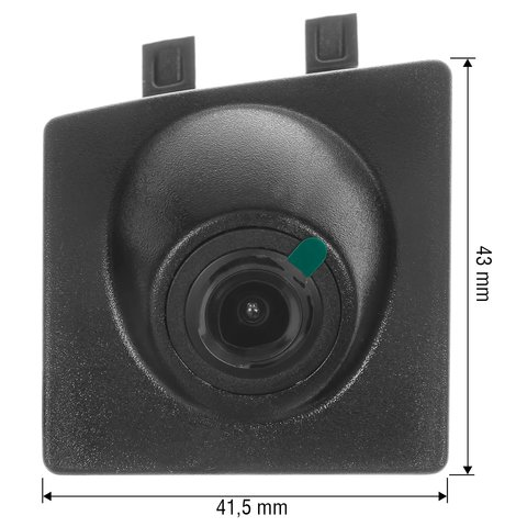 Car Front View Camera for BMW X3/X4 2015-2016 MY Preview 1