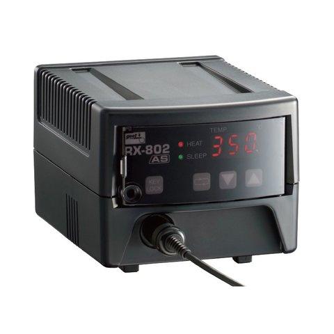 Паяльная станция для беcсвинцовой пайки с контролем температуры GOOT RX-802AS Превью 1