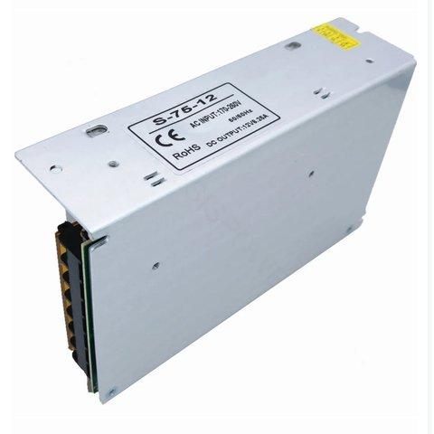 Блок живлення для світлодіодних стрічок 24 В / 3 A (75 Вт, 220 В) Прев'ю 1