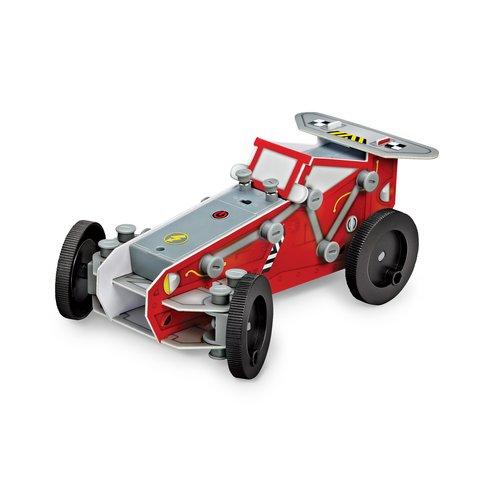 STEAM-набір 4М Моторизована гоночна машинка - /*Photo|product*/