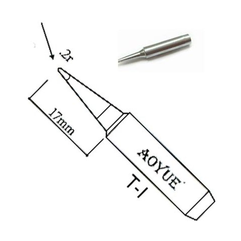 Soldering Iron Tip AOYUE T-I Preview 1