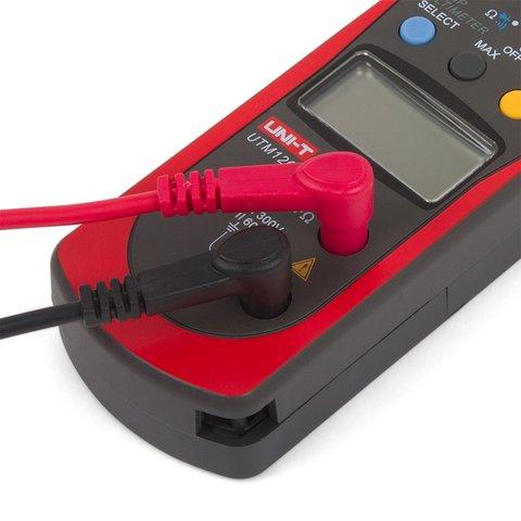 Digital Clamp Meter UNI-T UT202A Preview 5
