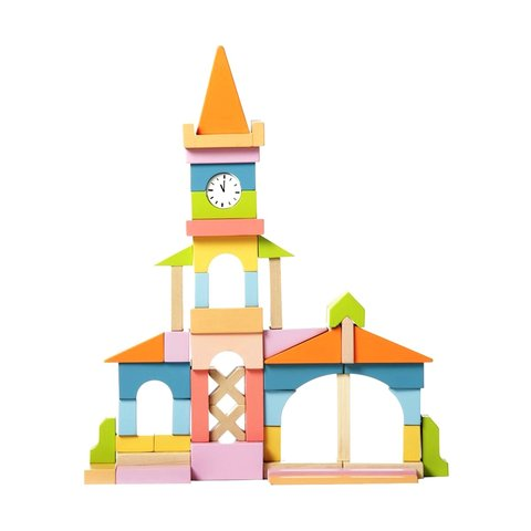 Construction Set CUBIKA Town Hall LV-1 Preview 1