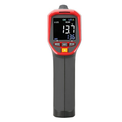 Infrared Thermometer UNI-T UT303A+ Preview 2